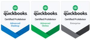 QuickBooks ProAdvisor Certification Logos