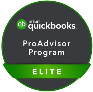 QuickBooks ProAdvisor Elite Logo